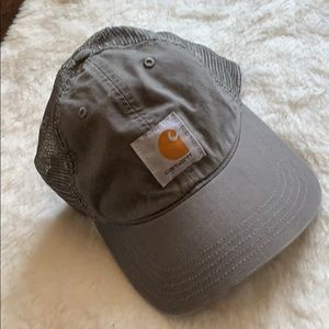 Carhartt gray hat unisex